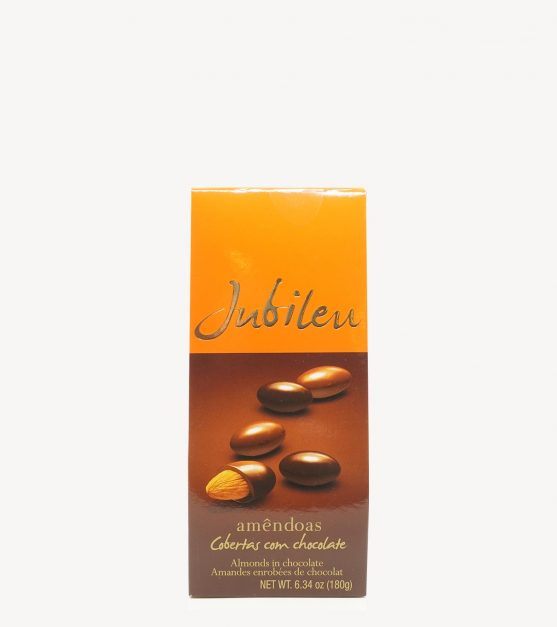 Amêndoas c/ Chocolate Jubileu 180g