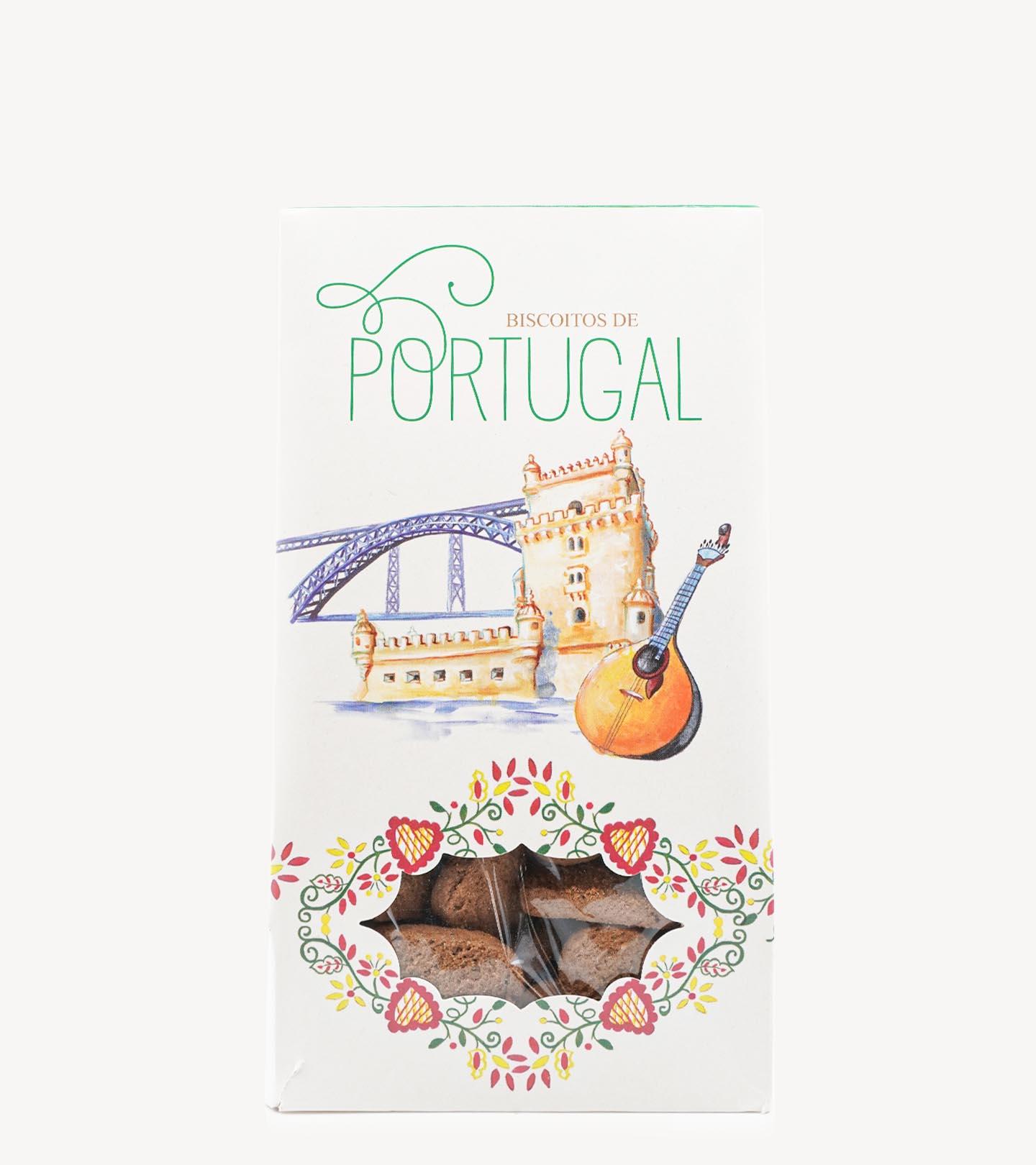 Biscoitos de Canela Edição Portugal Amor de Biscoito 150g