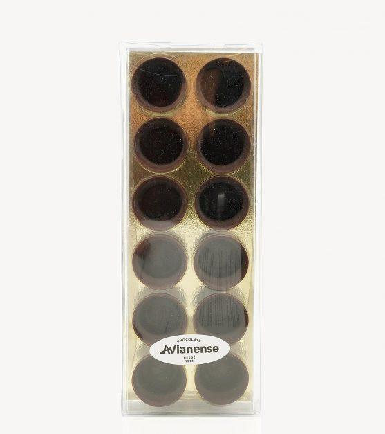 Copos de Chocolate 12 unidades Avianese 72g