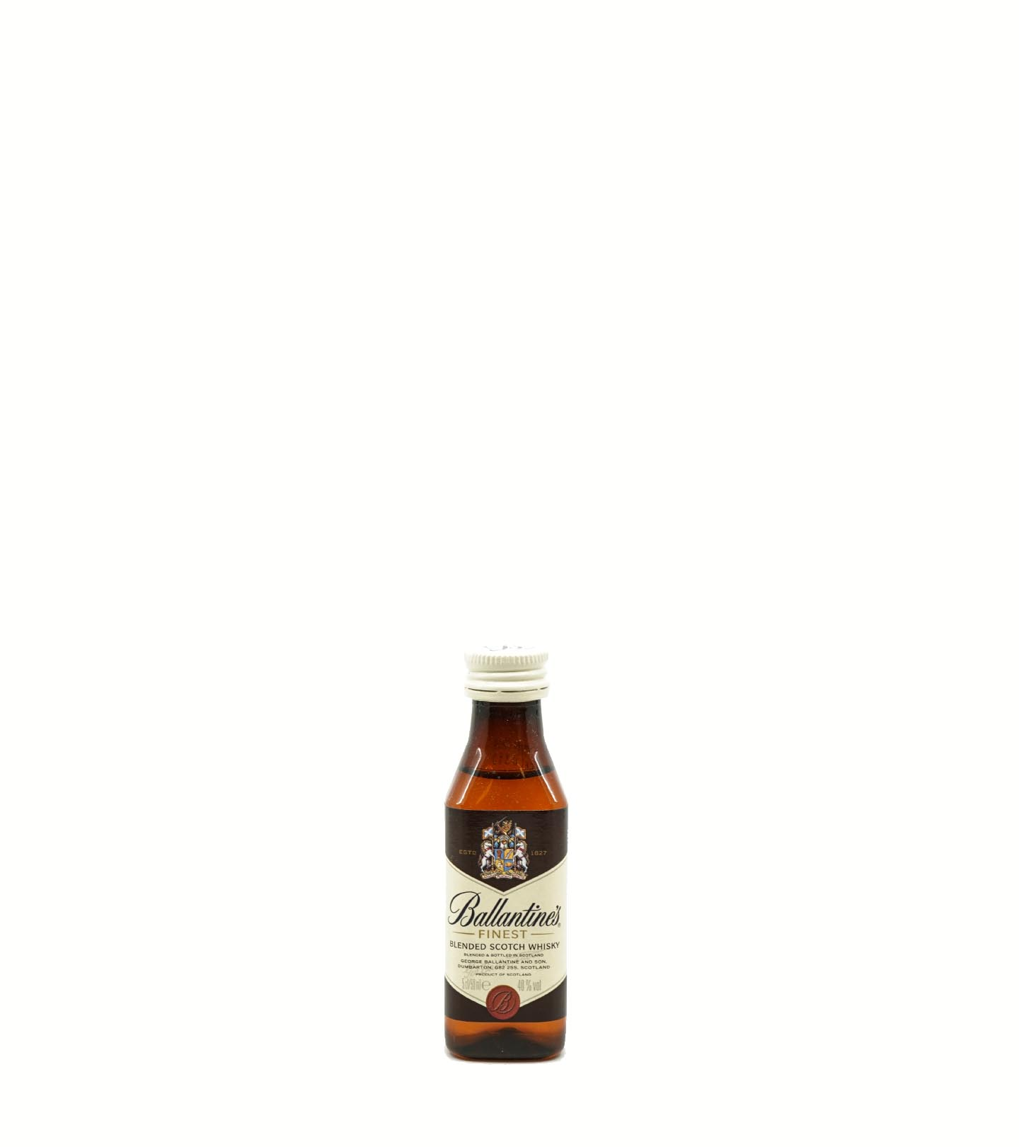 Whisky Ballantines 5cl