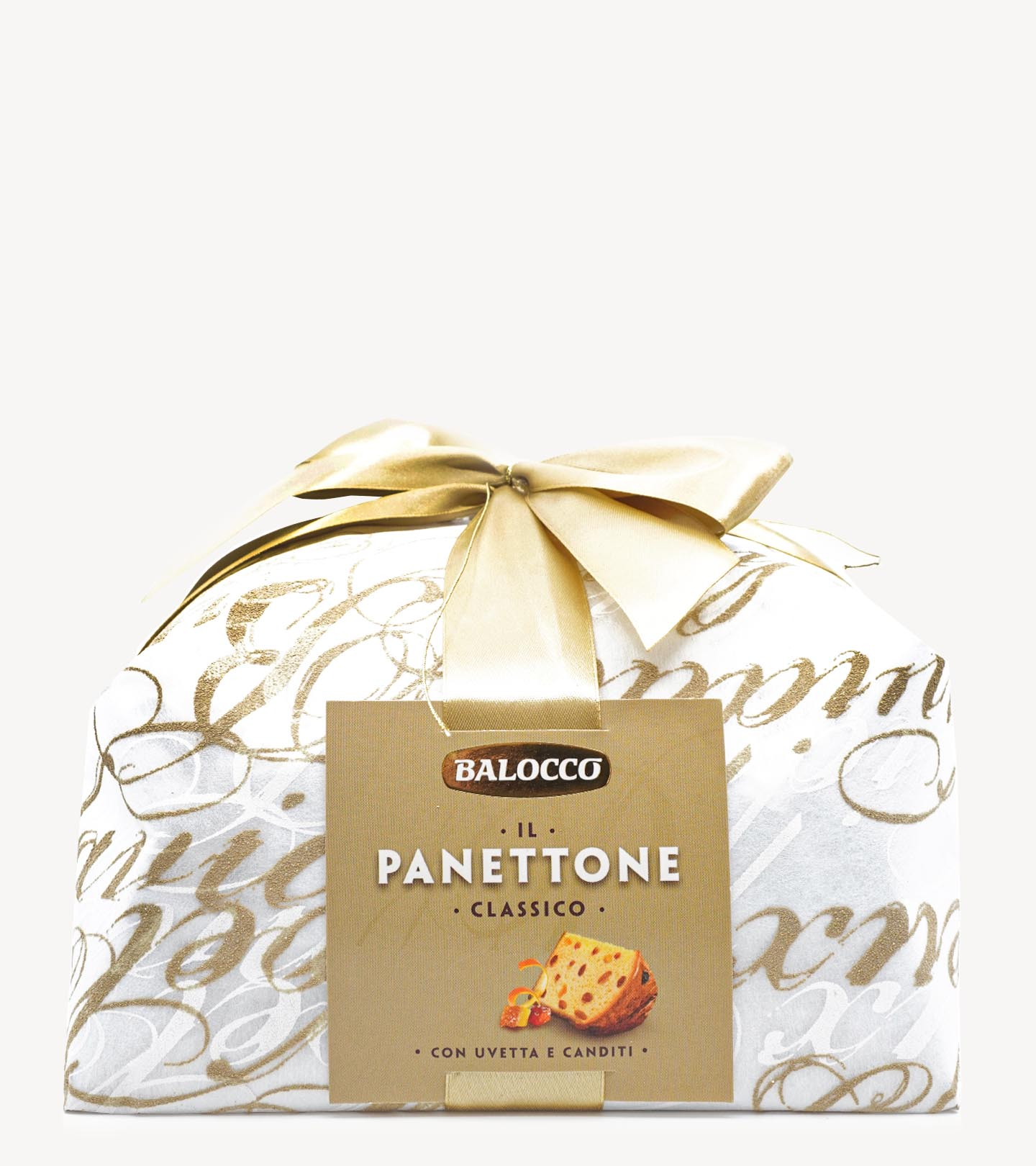 Bolo Panettone Balocco 1kg