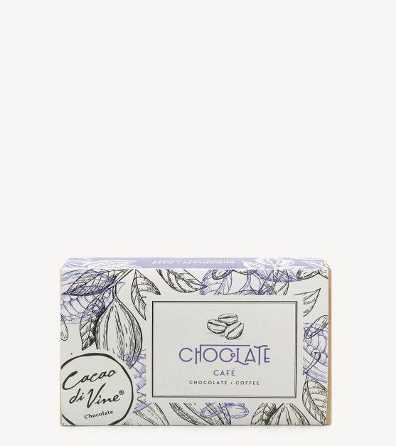 Bombons de Chocolate Negro c/ Café Cacaodivine 75g