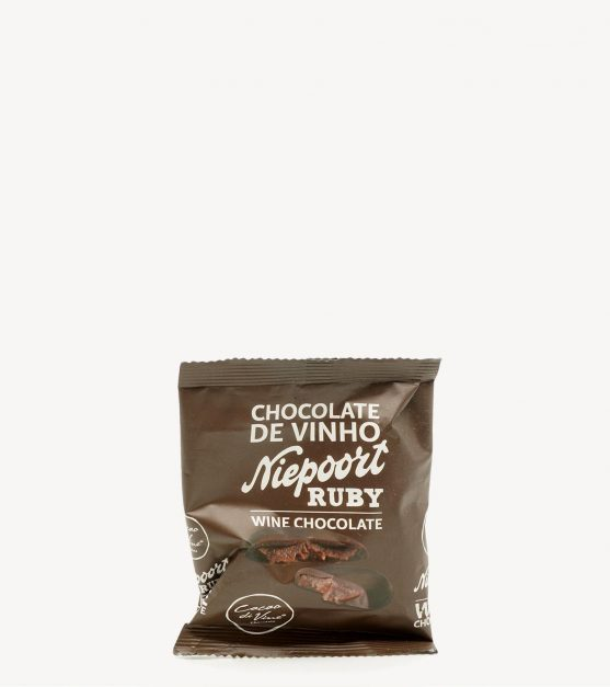 Bombons de Chocolates de Vinho do Porto Cacaodivine 40g