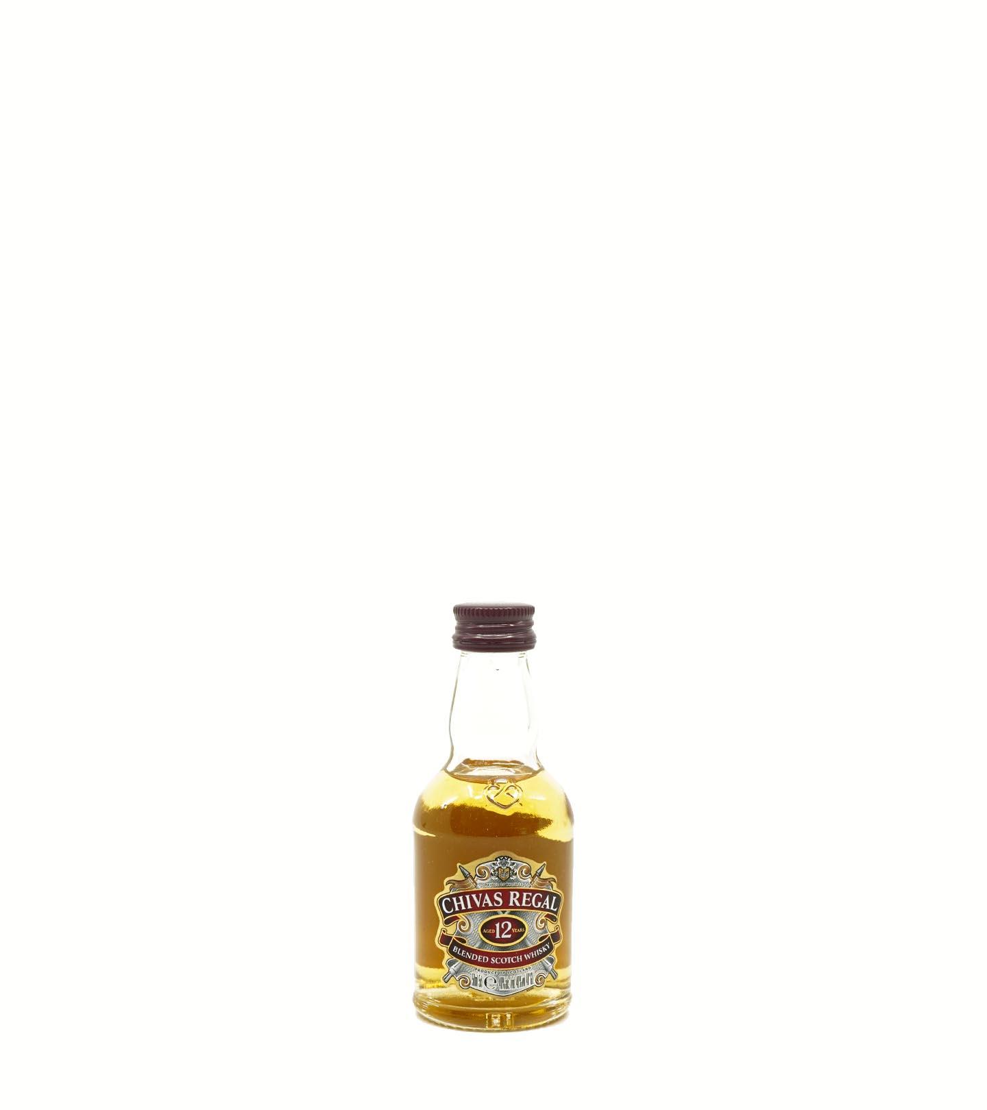 Whisky Chivas Regal 12 Anos 5cl