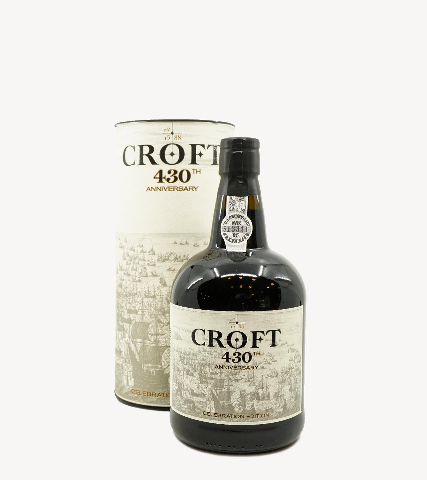 Vinho Porto Croft Ruby Reserva 430º Aniversário 75cl