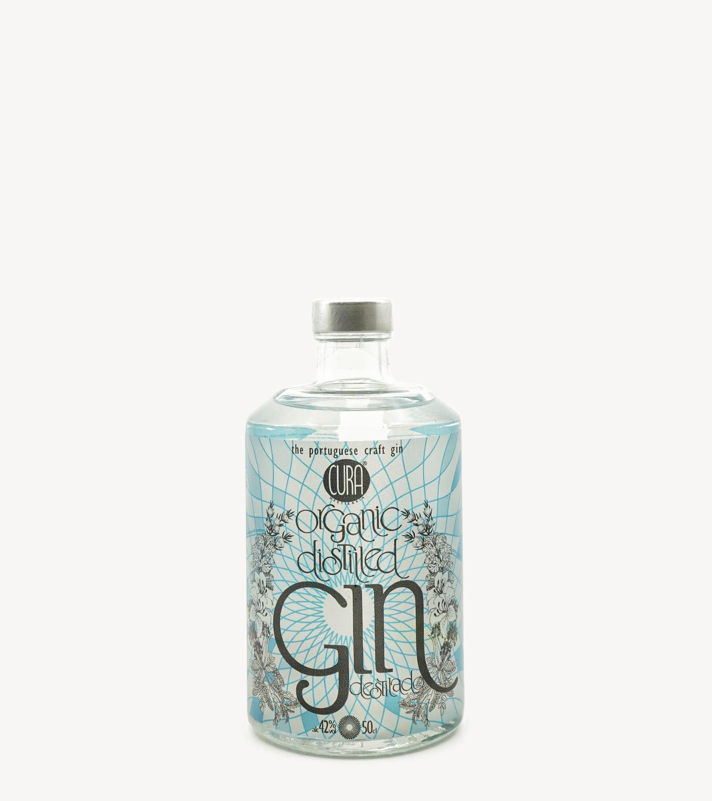 Gin Bio Cura 50cl