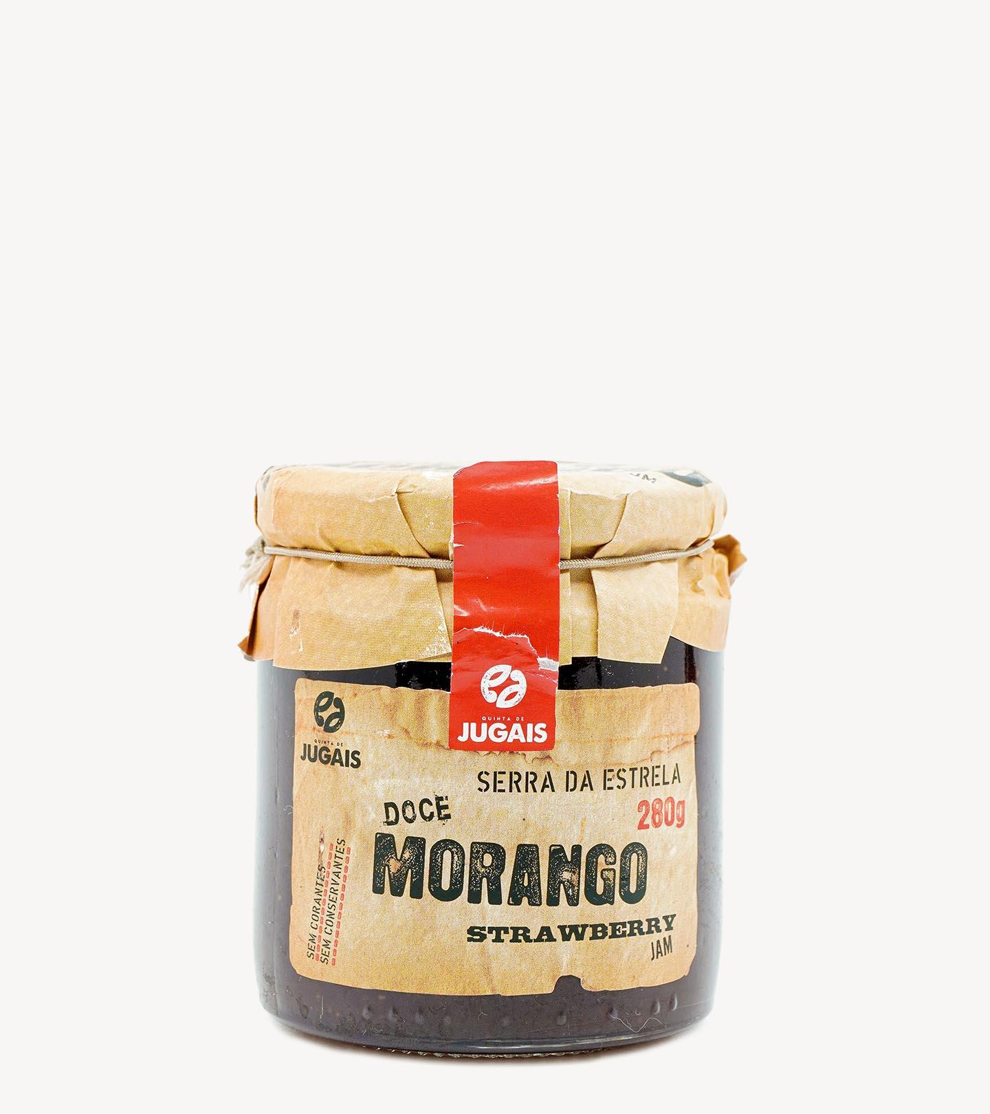 Compota Morango Quinta de Jugais 280g