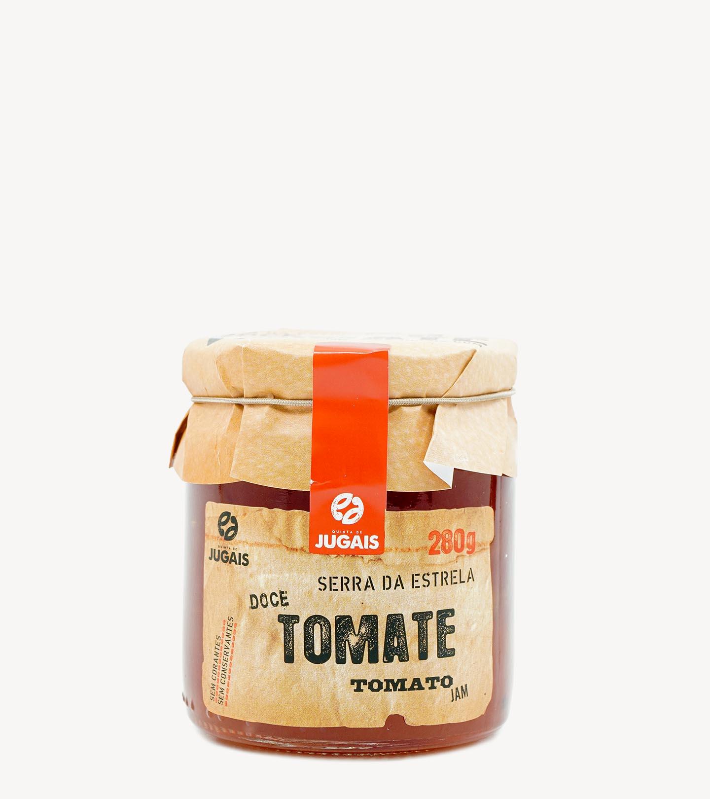 Compota Tomate Quinta de Jugais 280g