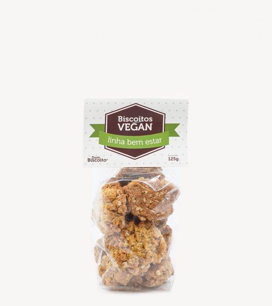 Biscoitos Vegan Dom Biscoito 125g