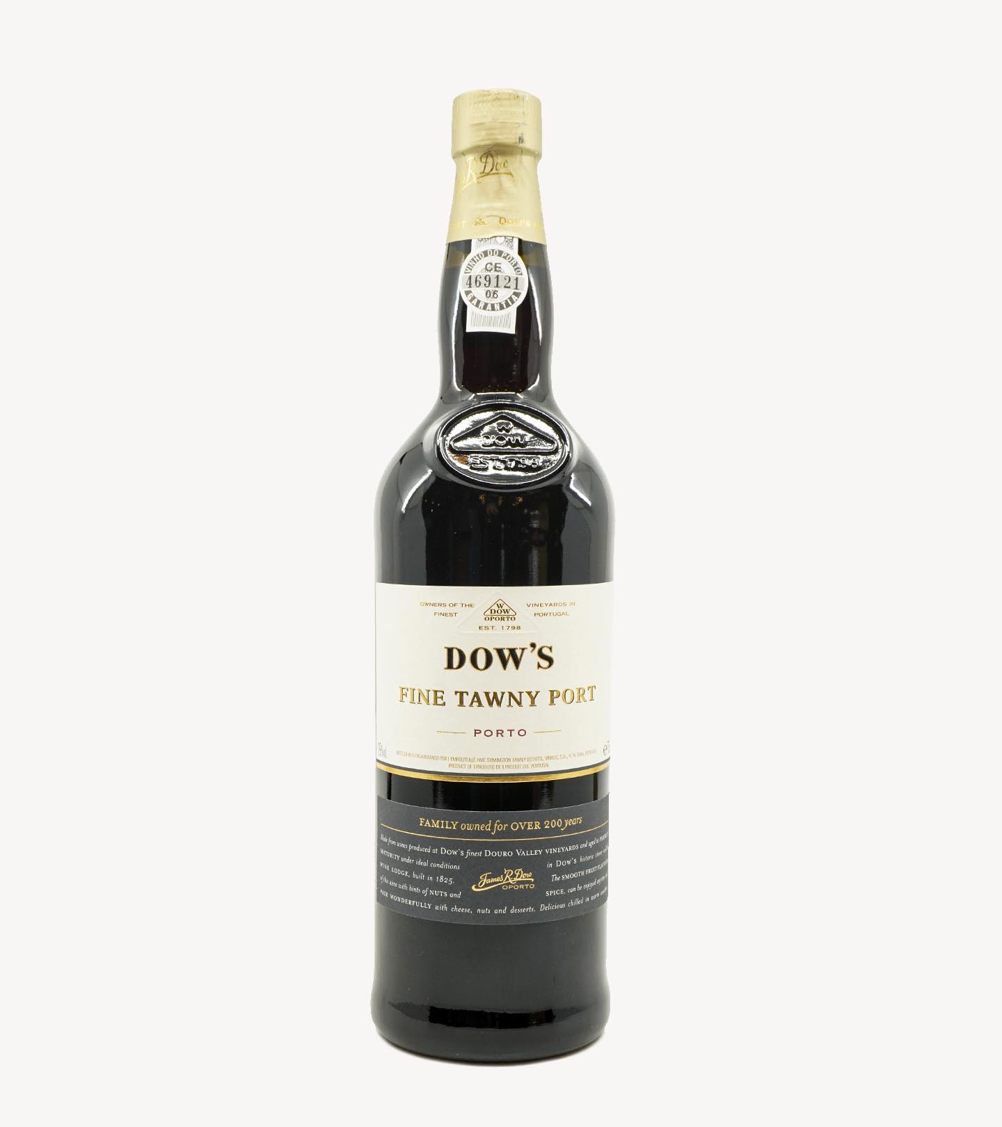 Vinho do Porto Dow's Fine Tawny 75cl