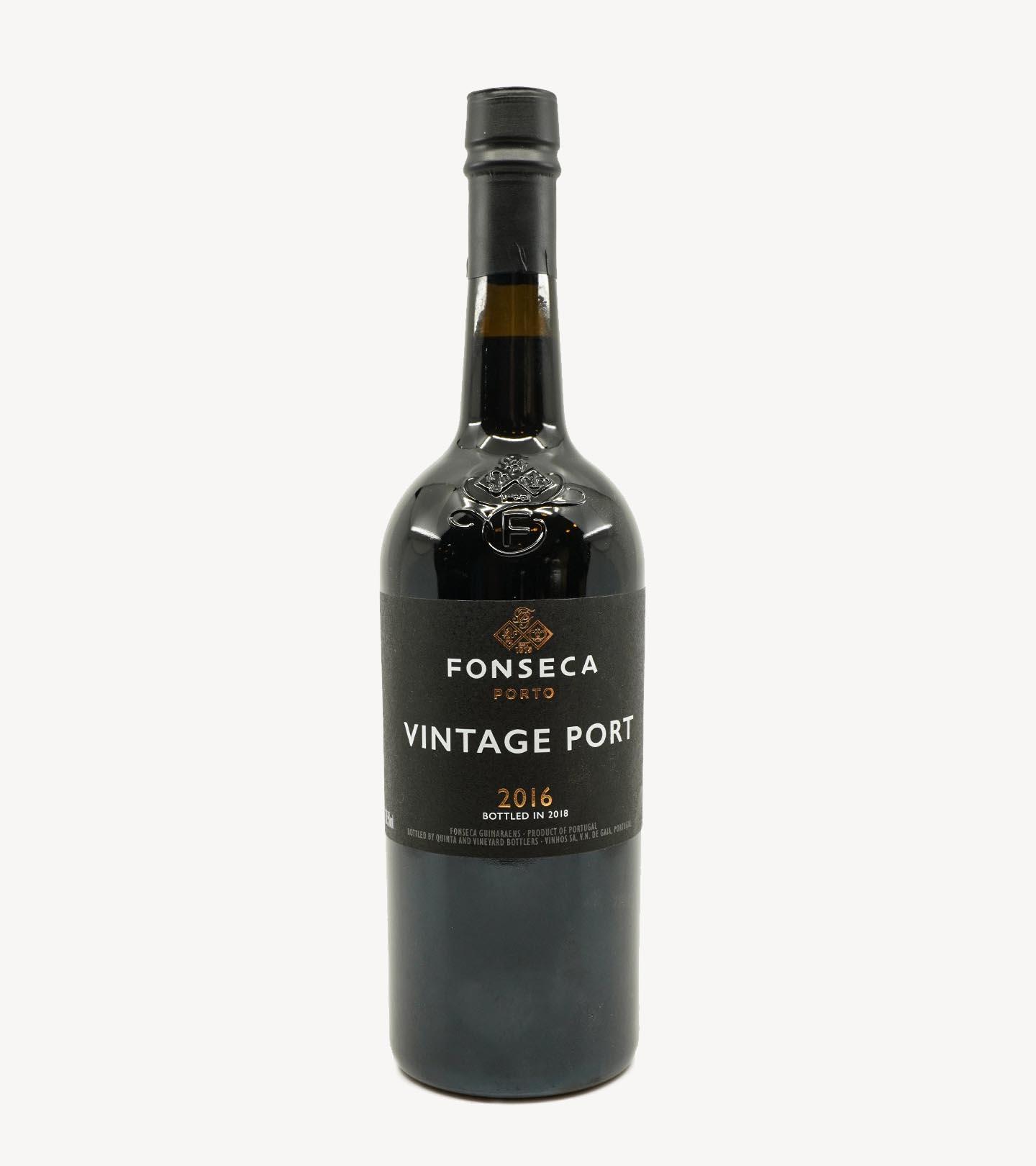 Vinho do Porto Fonseca Vintage 2016 75cl