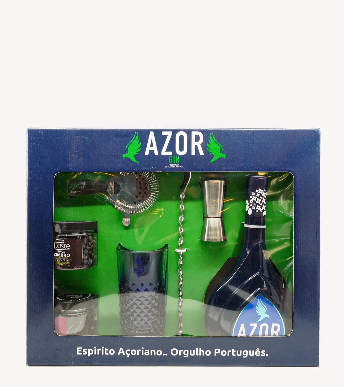 Gift Gin Azor Premium Kit 70cl