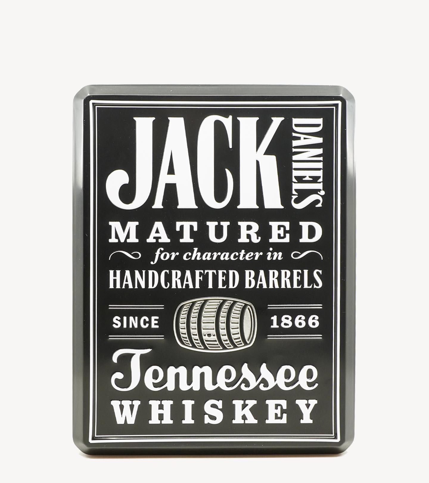 Gift Whisky Jack Daniel`s c/ copos 70cl