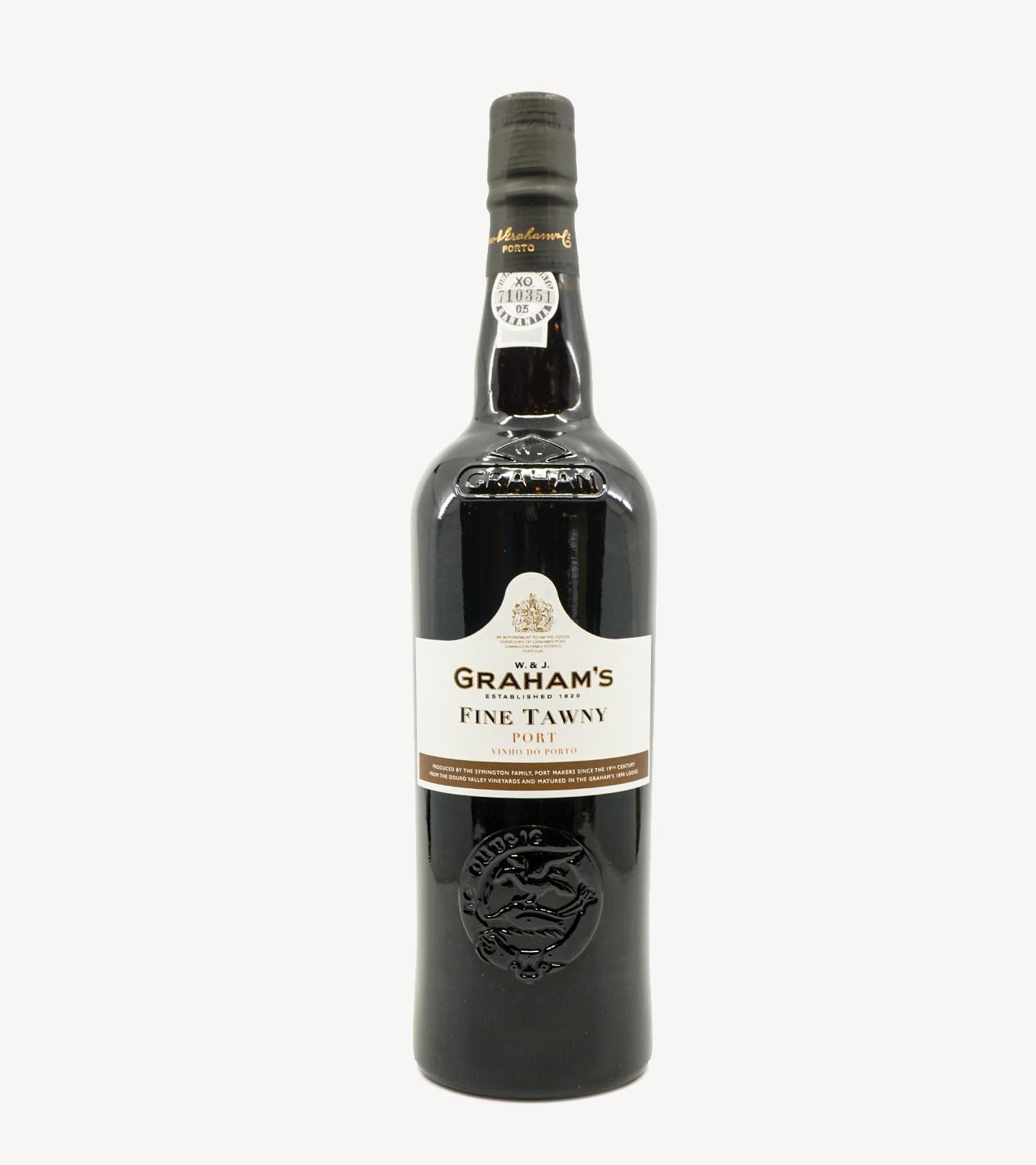 Vinho Porto Graham's Fine Tawny 75cl