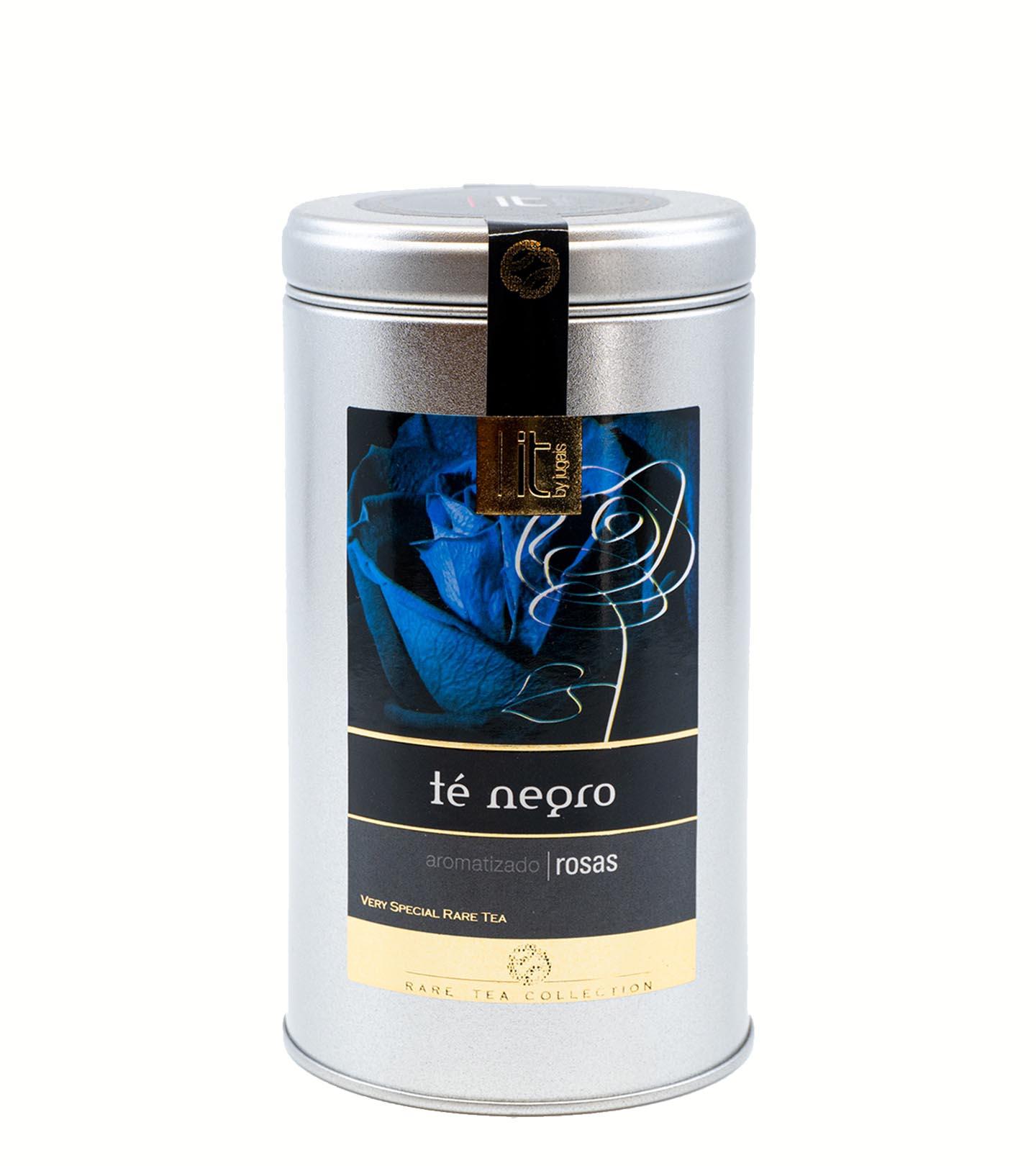 Chá Preto Rosas It-Tea 100g