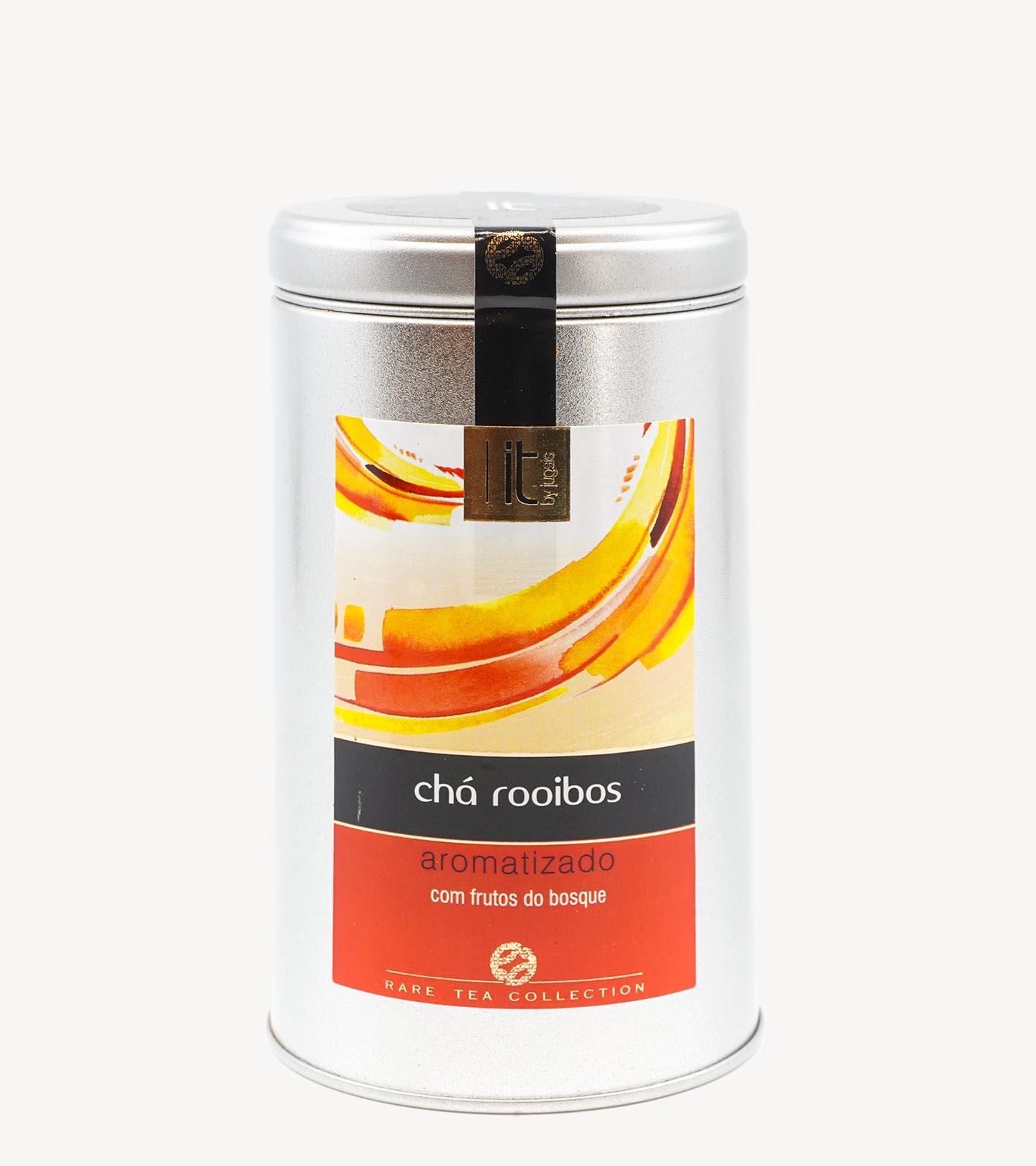 Chá Rooibos Frutos do Bosque It-Tea 100g