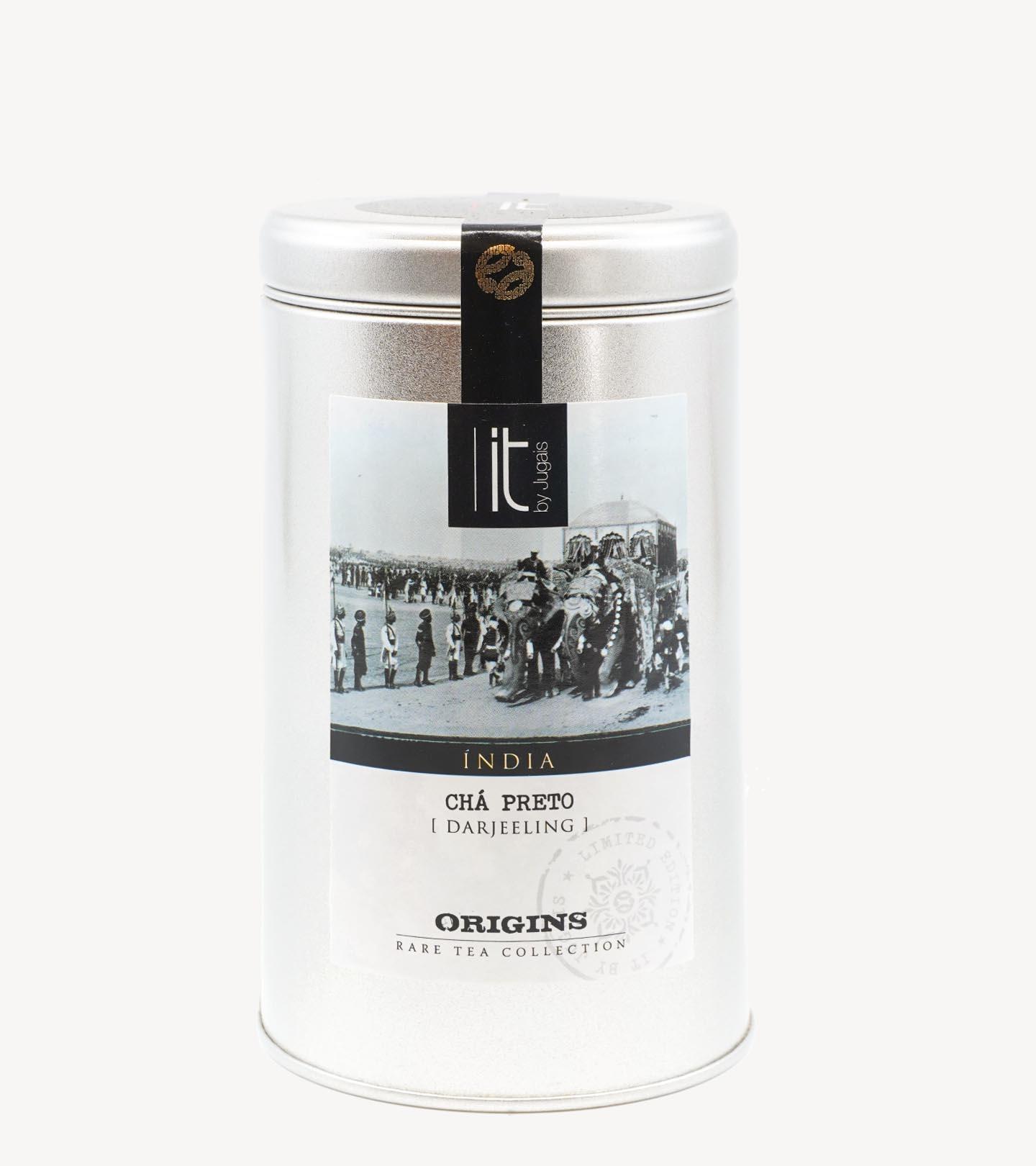 Chá Preto Darjeeling Origens India It-Tea 100g