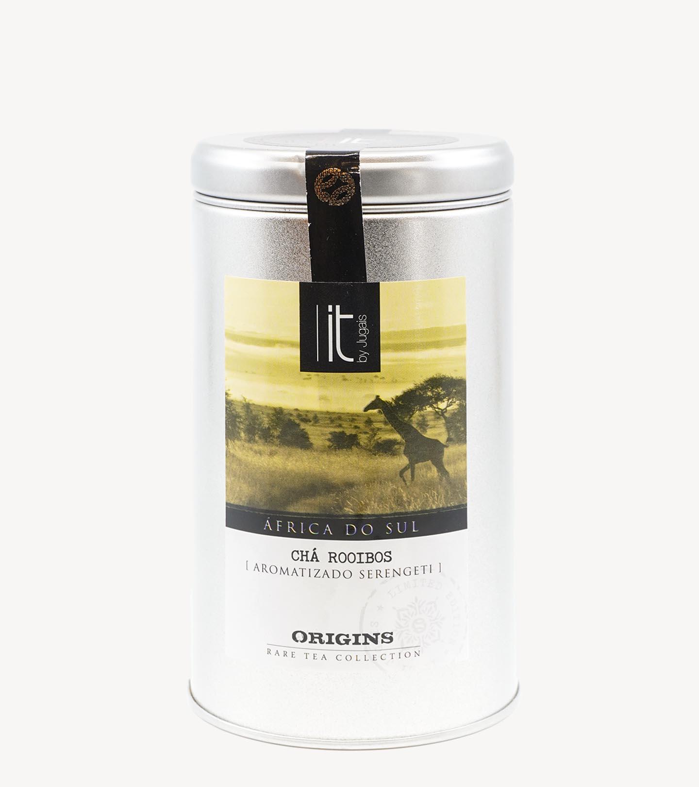 Chá Rooibos Serengetti Origens África do Sul It-Tea 100g
