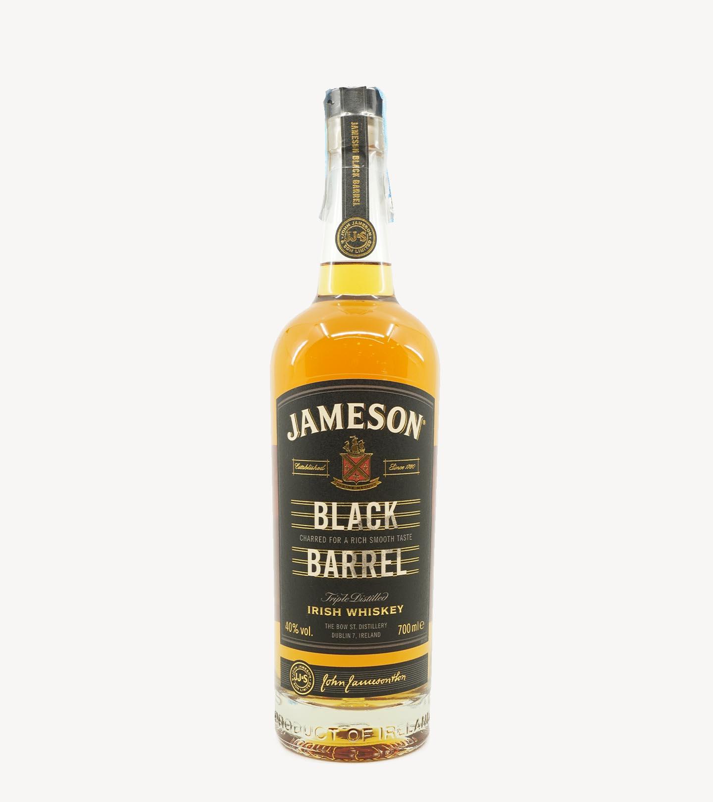 Whisky Jameson Black Barrel 70cl