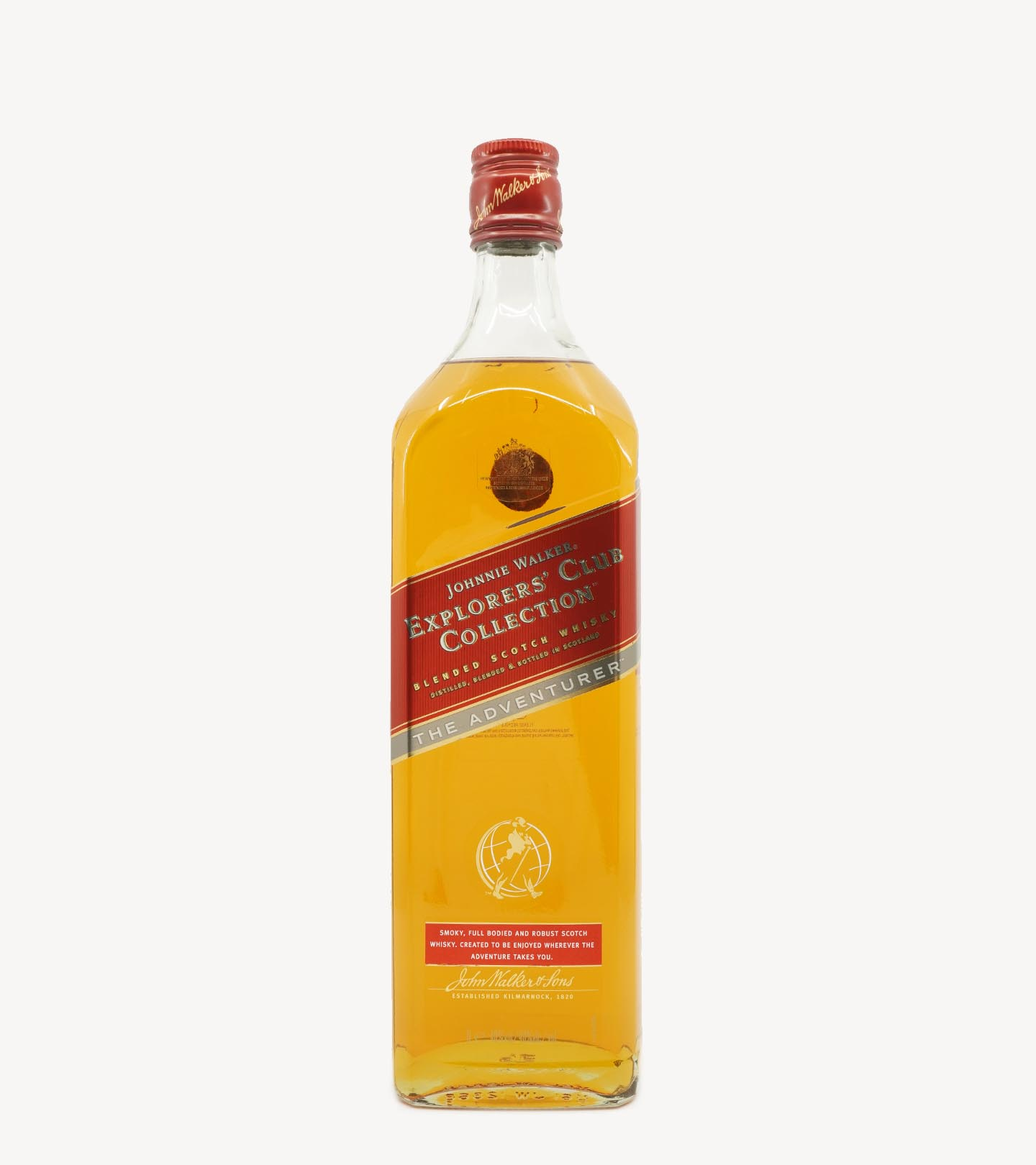Whisky Johnnie Walker Explorers' Collection Club The Adventurer 70cl
