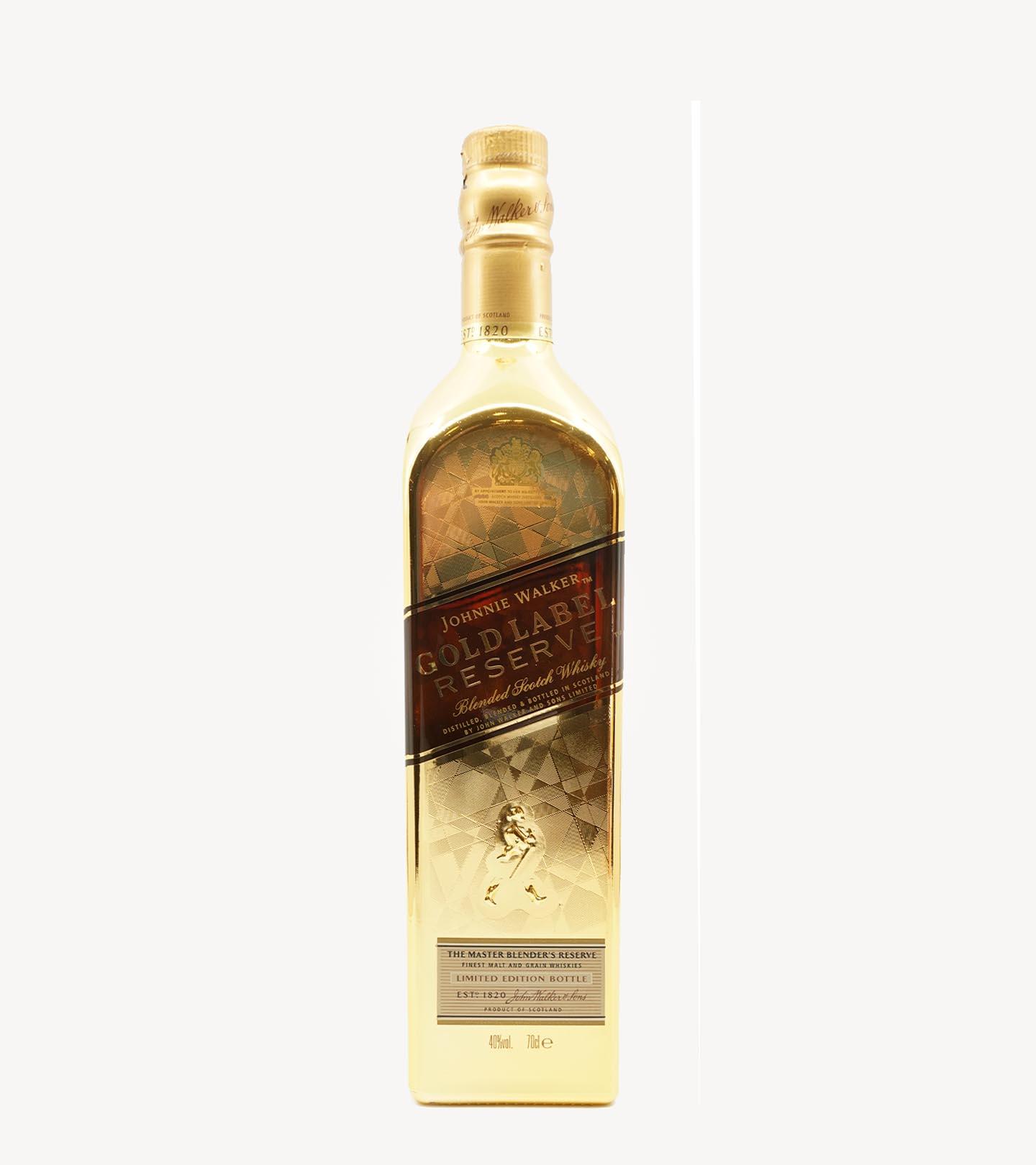 Whisky Johnnie Walker Gold Label Reserve 75cl