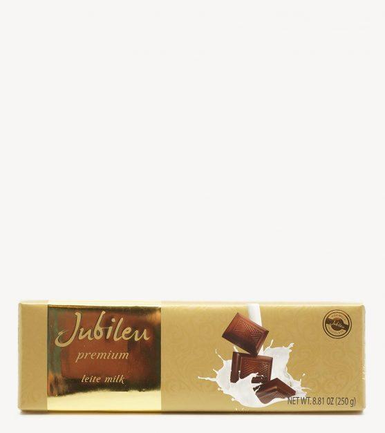 Tablete de Chocolate de Leite Jubileu Premium 250g