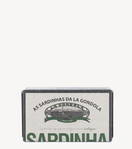 Sardinha La Gondola Bio 120g
