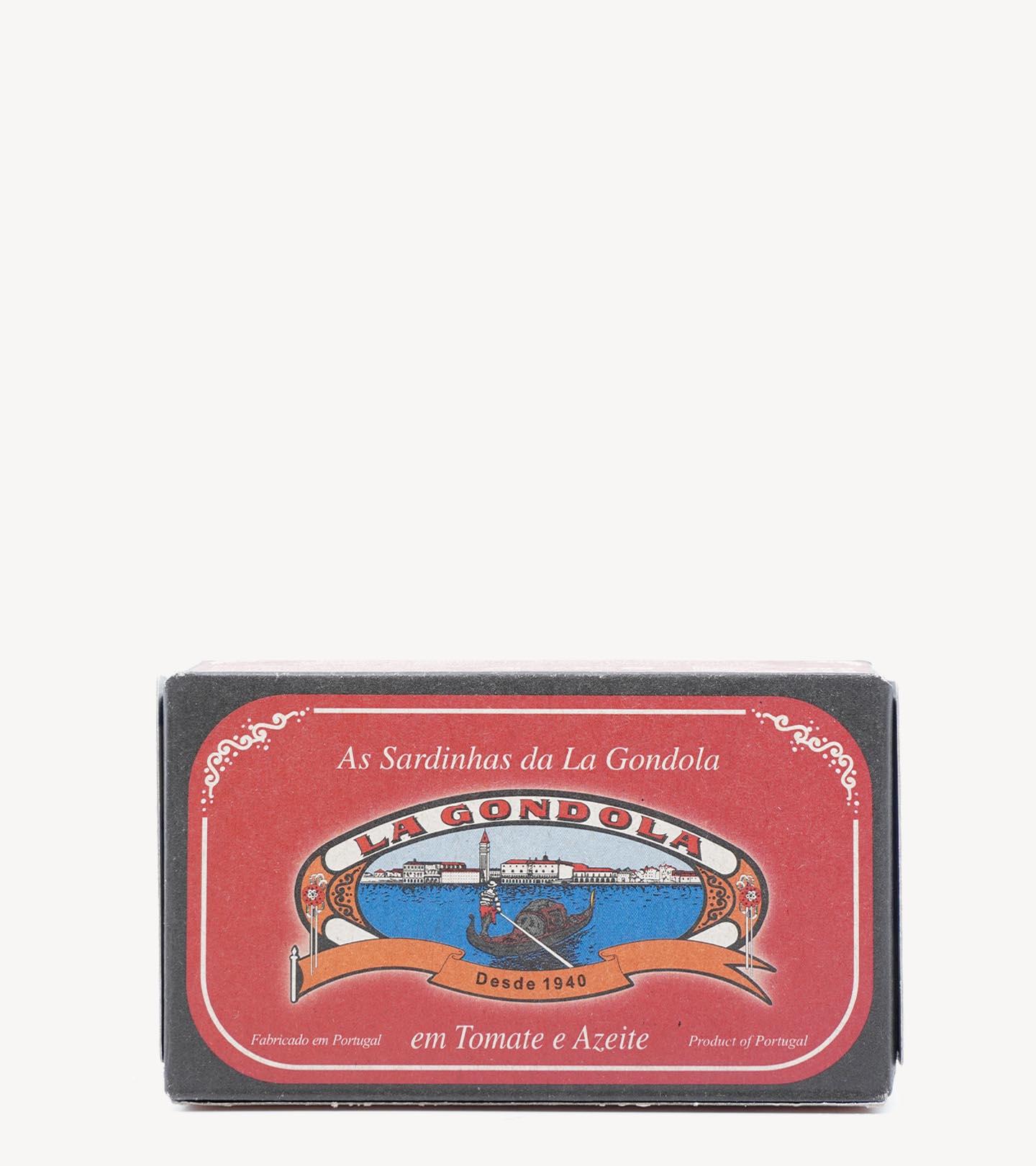 Sardinhas em Tomate e Azeite La Gondola 125g