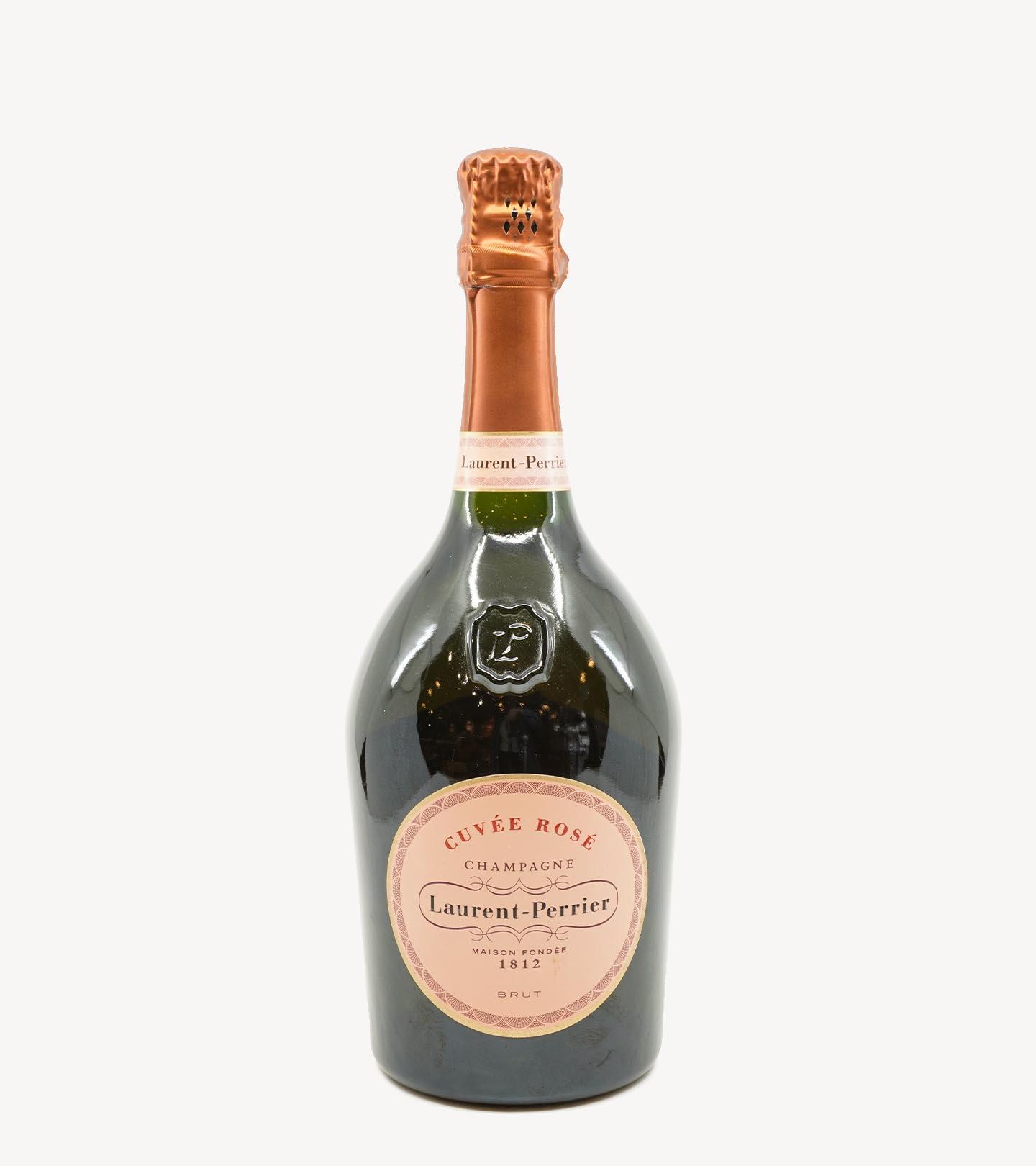 Champanhe Laurent Perrier Cuvée Rosé Bruto 75cl