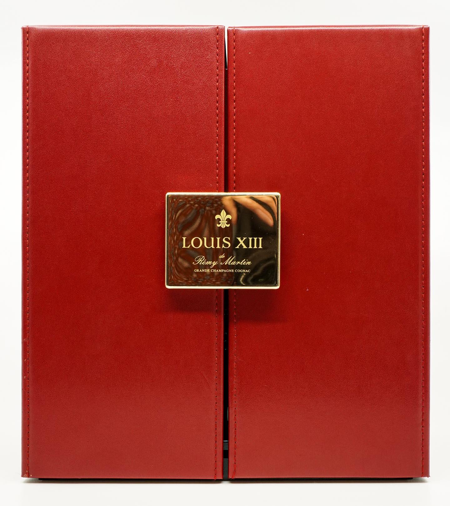 Cognac Rémy Martin Louis XIII 70cl 4