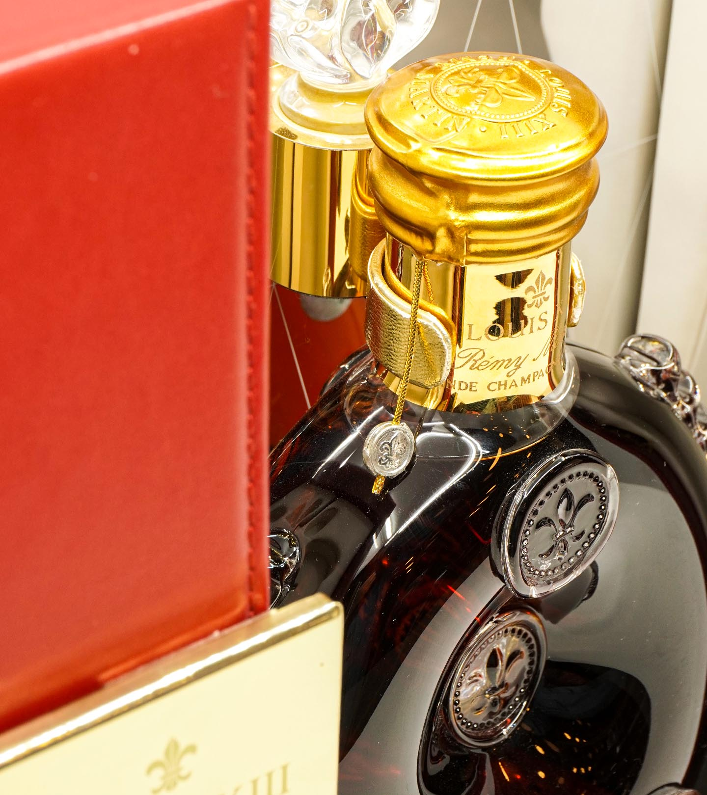 Cognac Rémy Martin Louis XIII 70cl 2