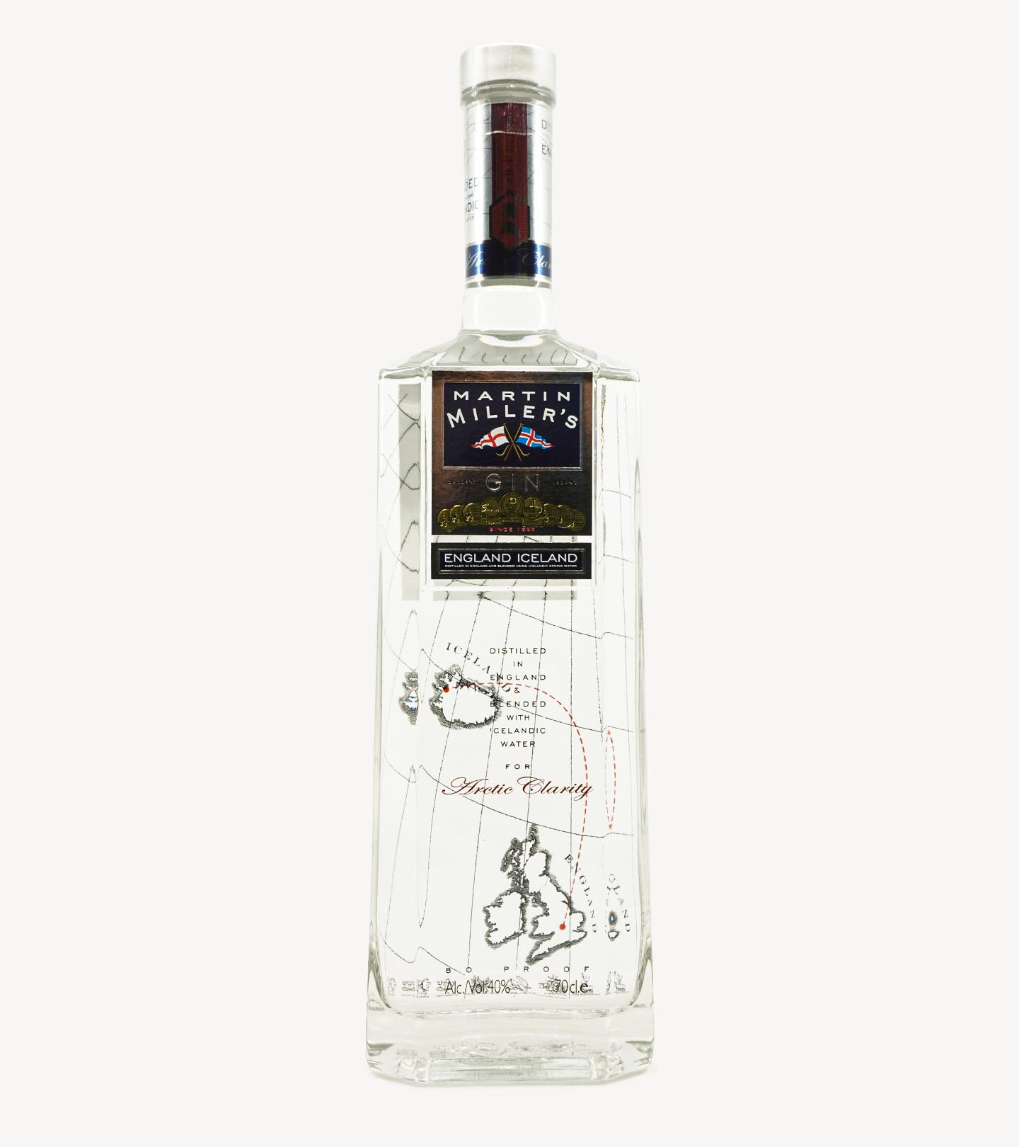 Gin Martin Miller´s 70cl