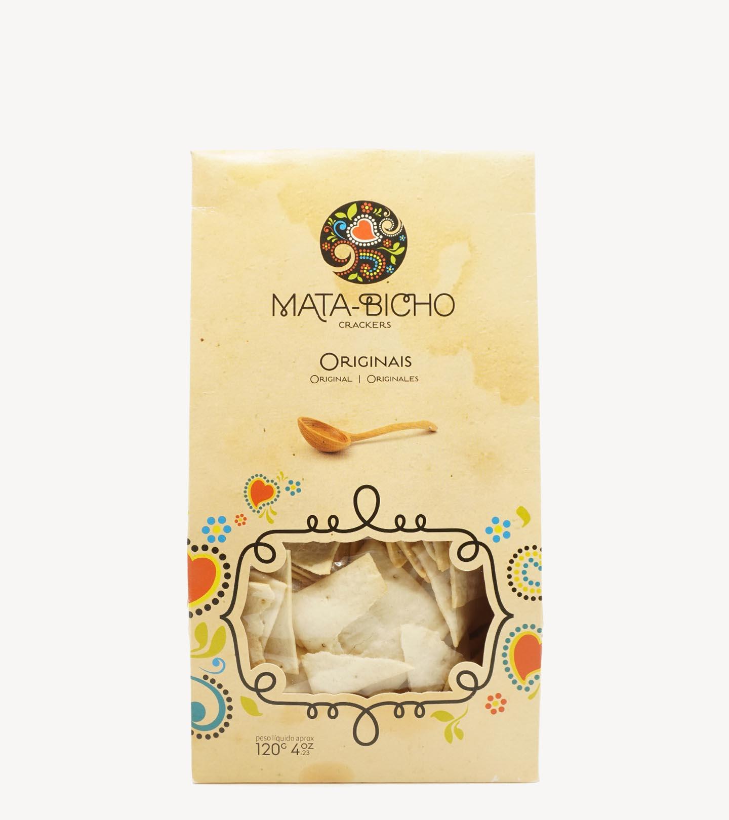 Snacks Mata-Bicho Original 120g