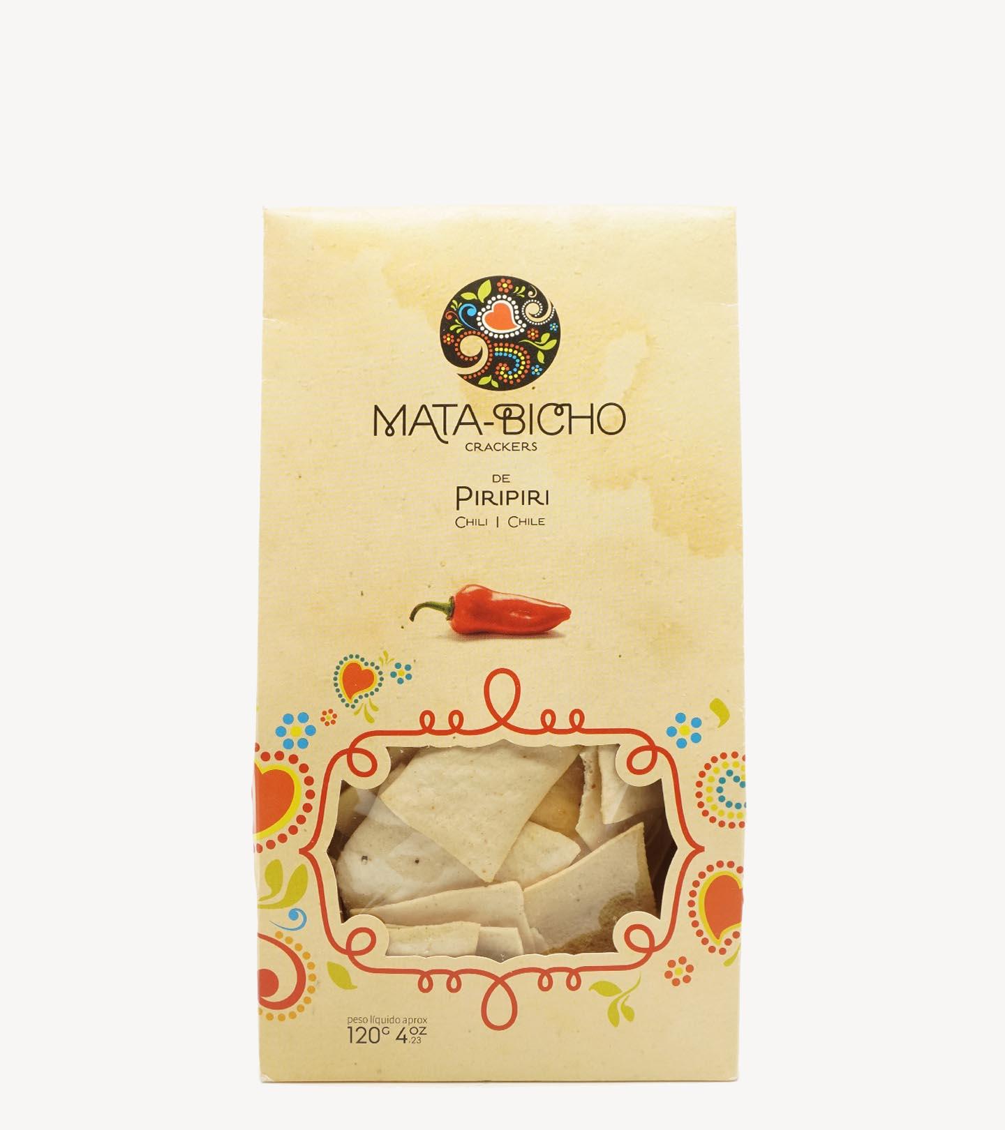 Snacks Mata-Bicho de Piri-piri 120g