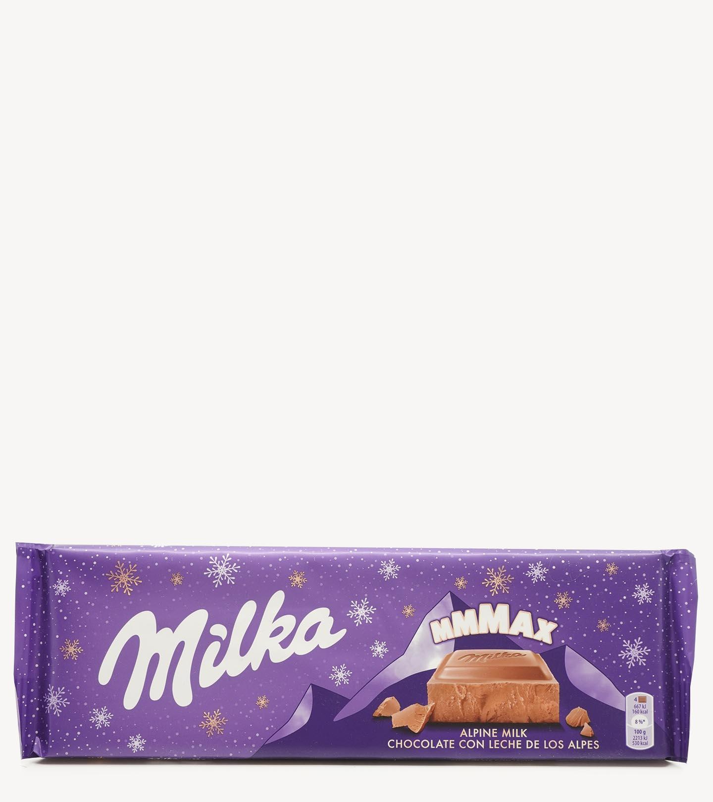 Tablete de Chocolate de Leite Milka 300g
