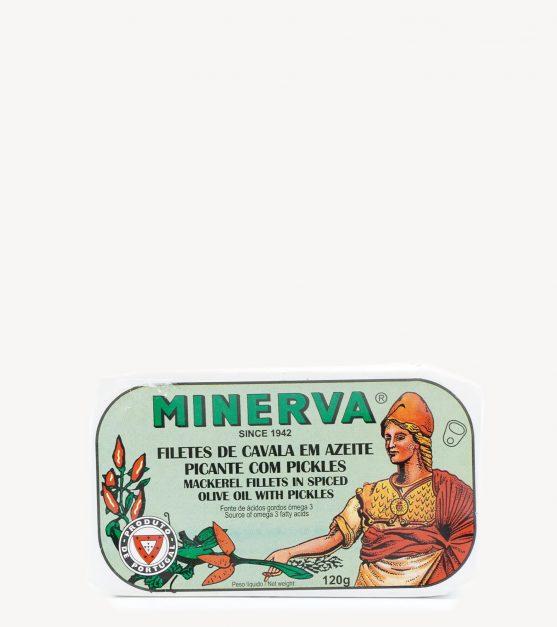 Filetes de Cavala em Azeite Minerva 120g