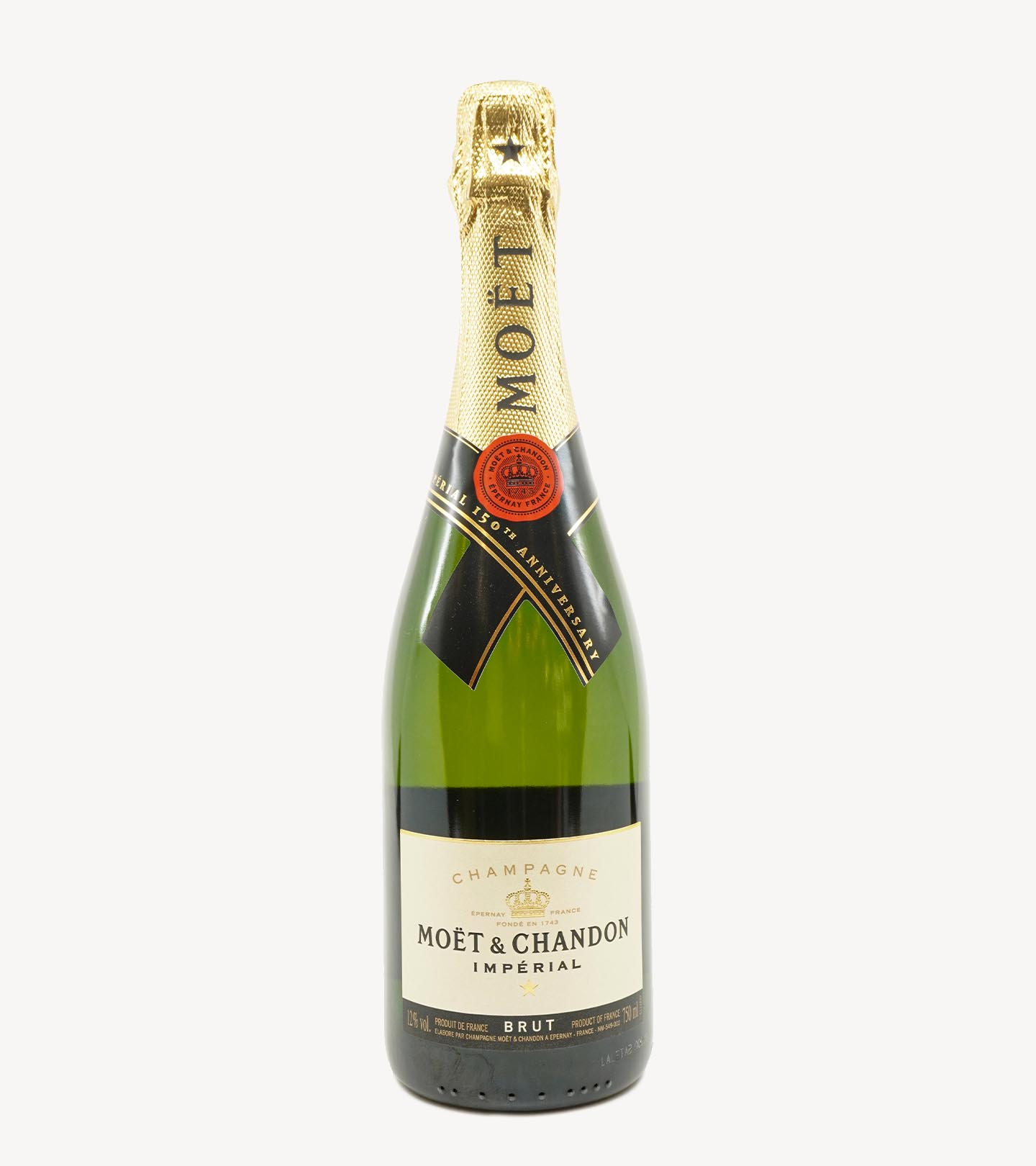 Champagne Moet & Chandon Brut Imperial 75cl