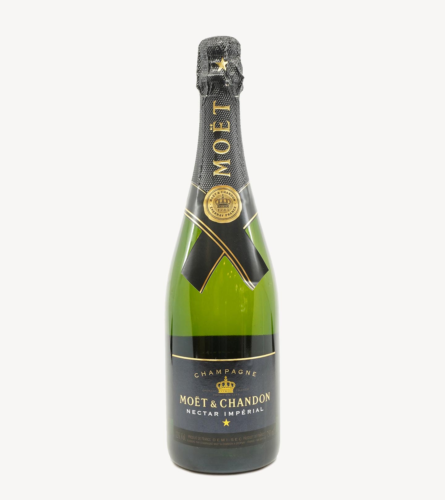 Champagne Moet & Chandon Nectar Imperial 75cl