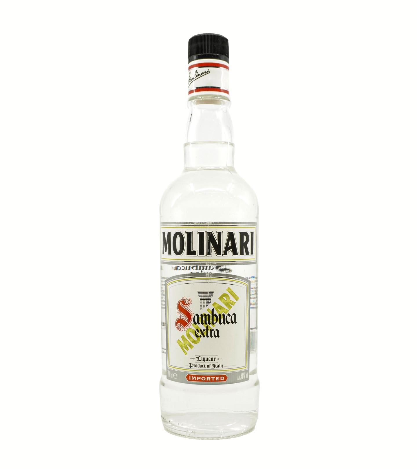 Licor Sambuca Extra Molinari 70cl