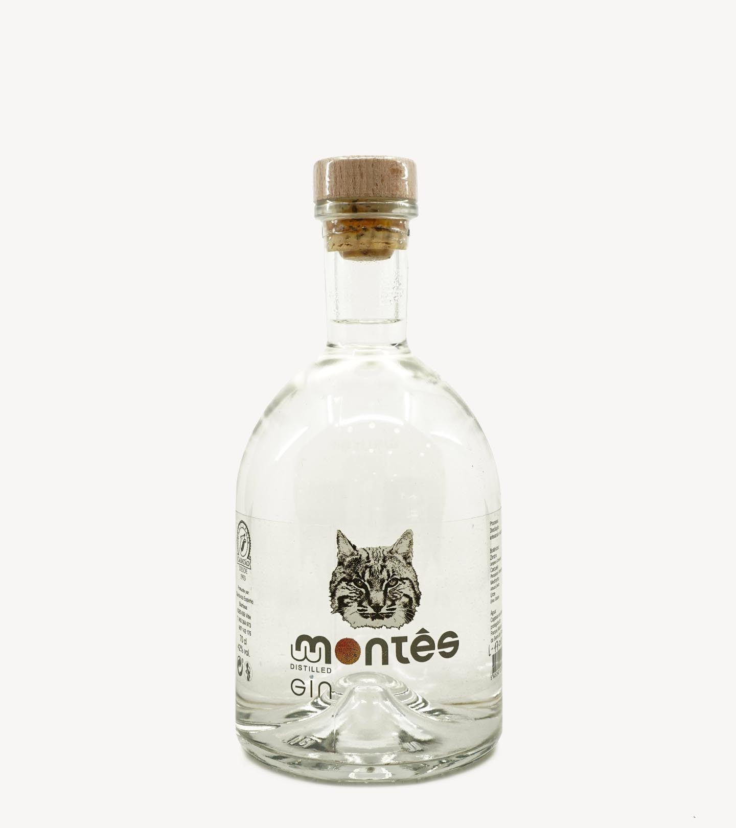 Gin Montês 70 cl