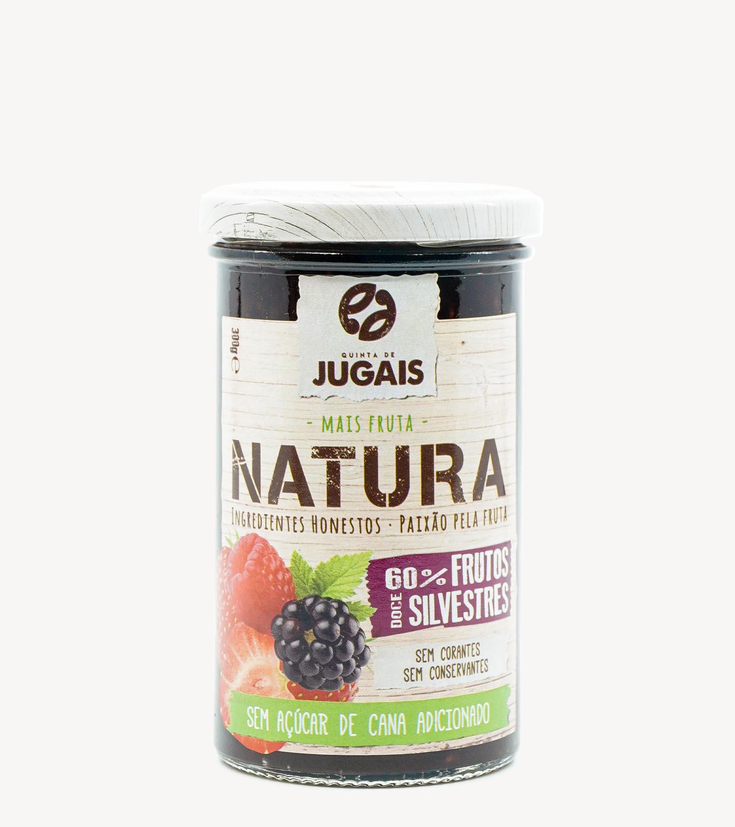 Compota Natura Frutos Silvestres 300g