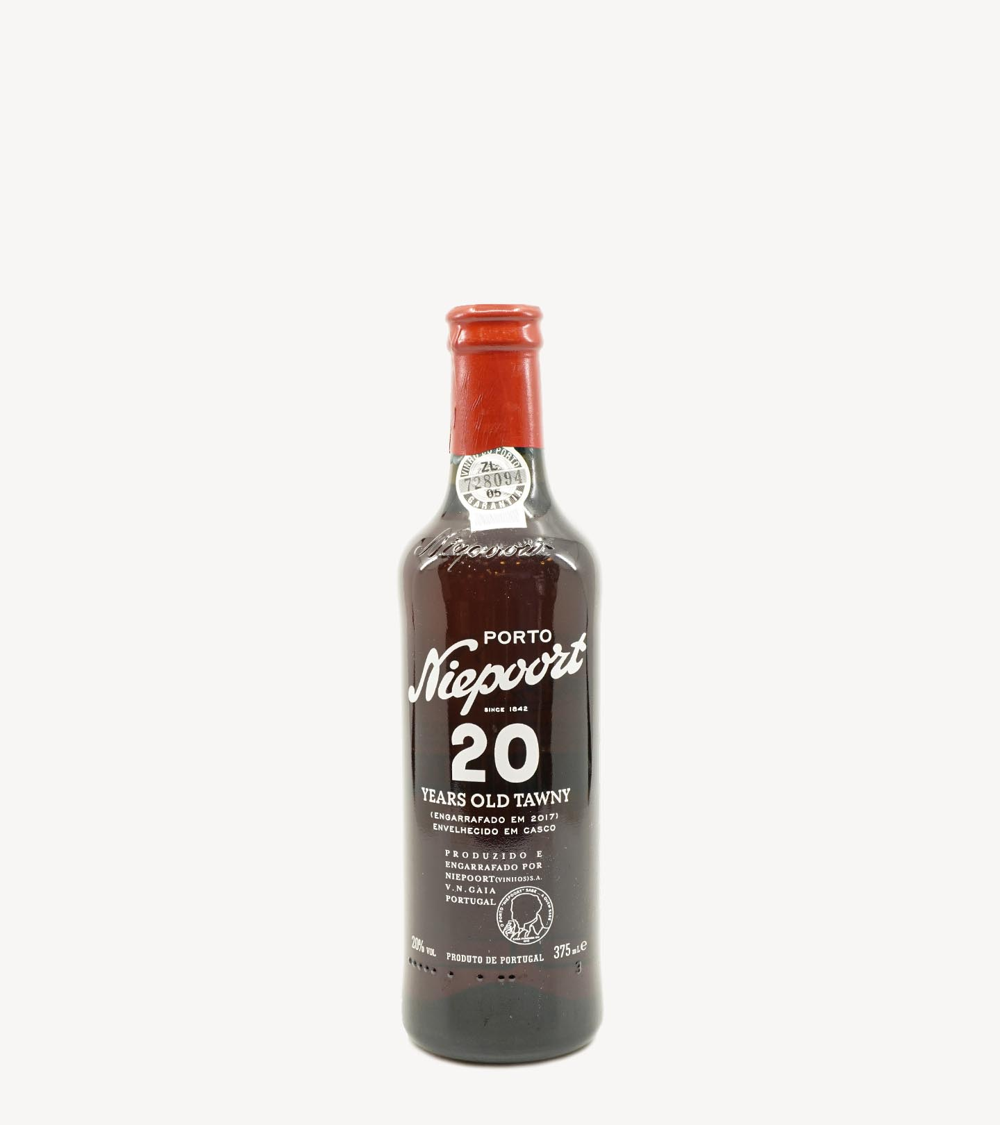 Vinho do Porto Niepoort 20 Years Tawny 37.5 cl