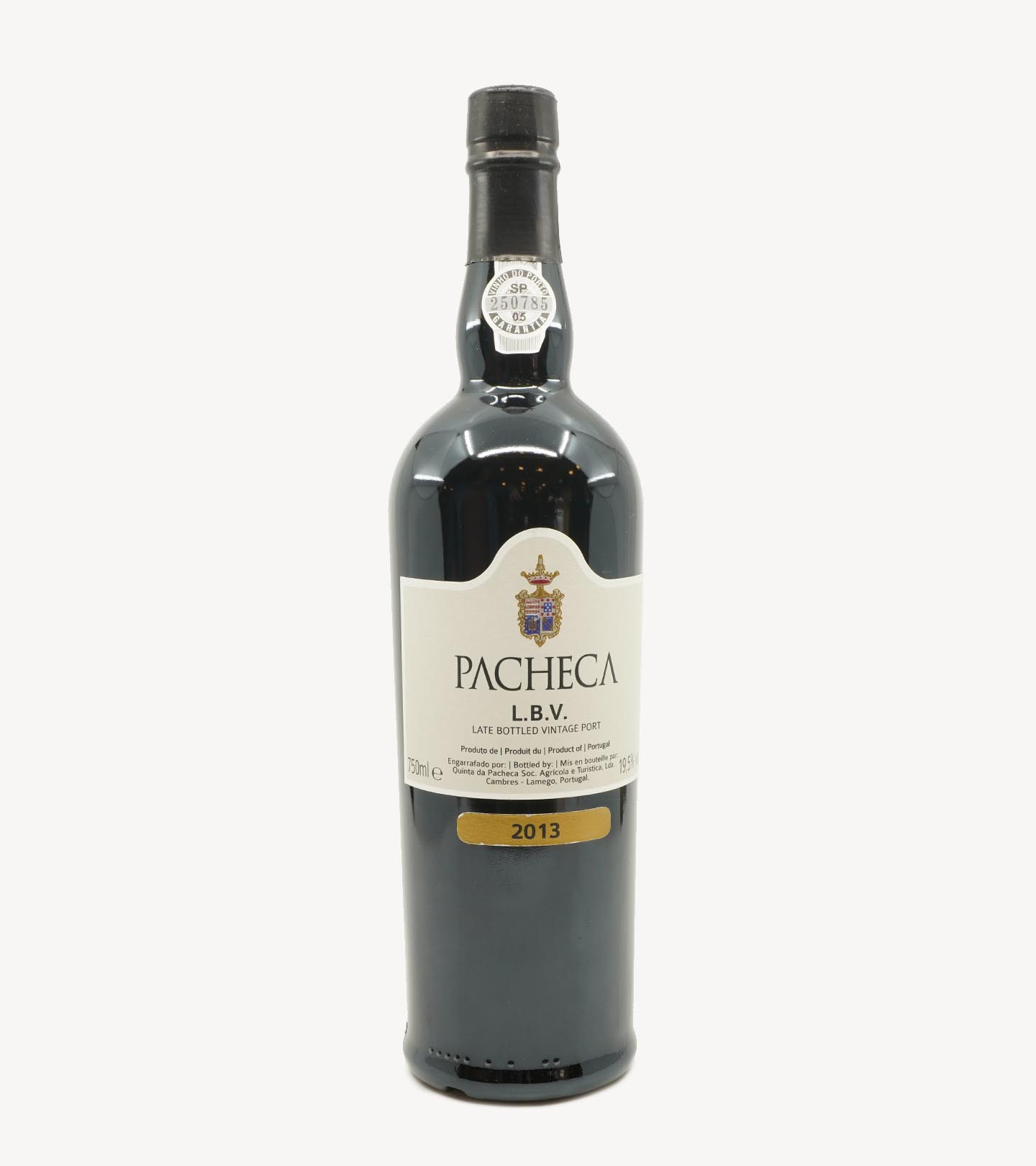 Vinho do Porto Quinta da Pacheca LBV 75cl