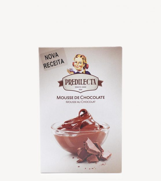 Mousse Chocolate Predilecta 150gr