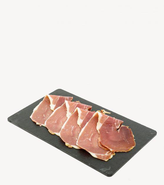 Presunto Porco Preto Fatiado