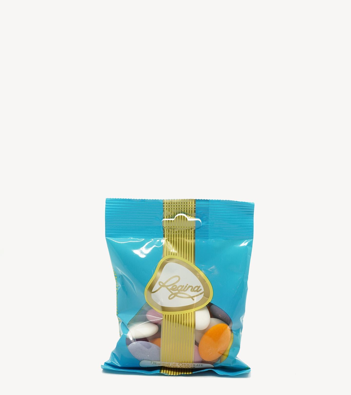 Amêndoas Drageias de Chocolate Regina 100g