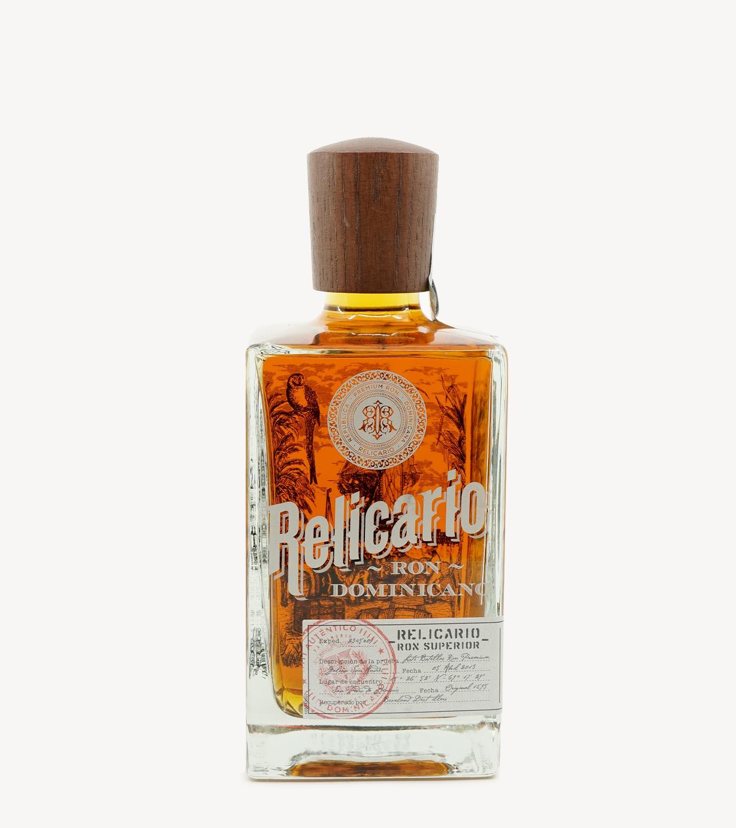 Rum Relicario Superior 70cl