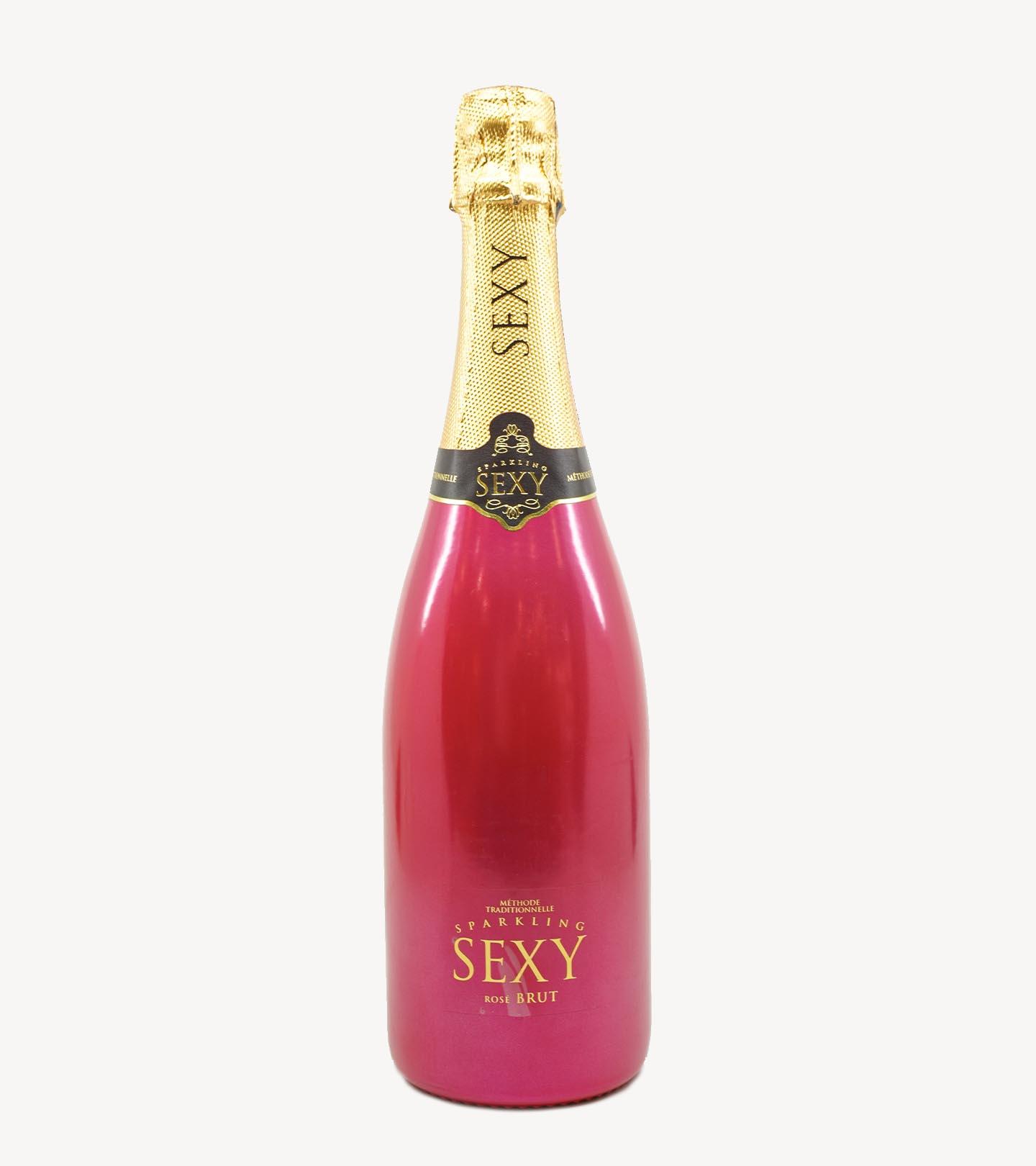 Espumante Sparkling Sexy Rosé Bruto 75cl