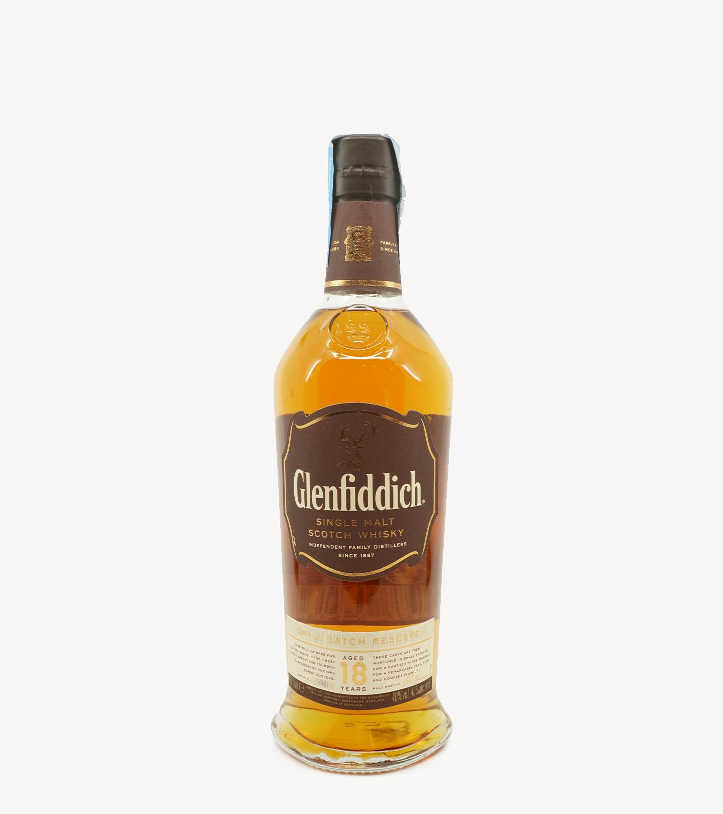 Whisky The Glenfiddich 18 Anos 70cl