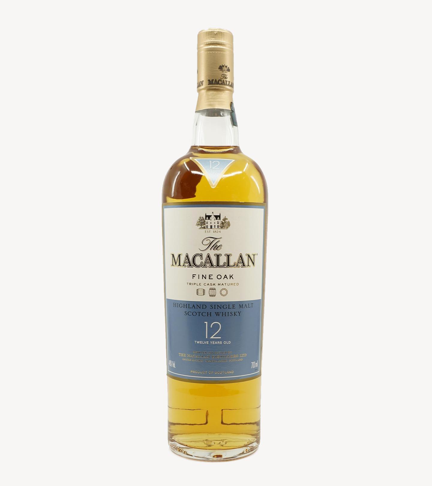 Whisky The Macallan 12 Anos 70cl